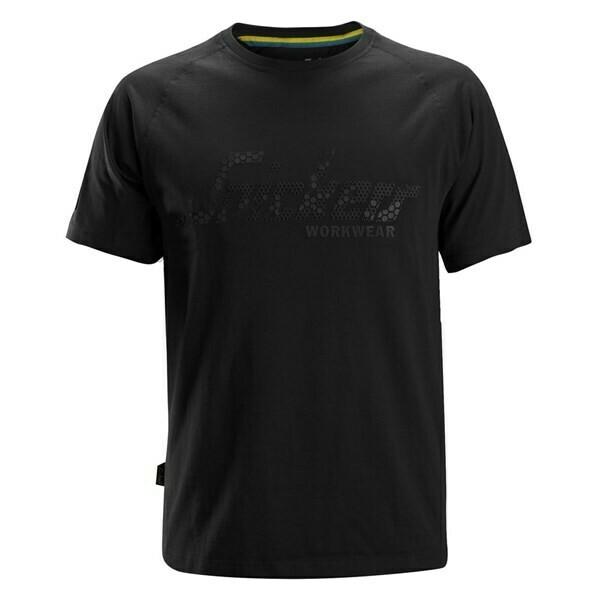 Logo T-shirt - ZWART