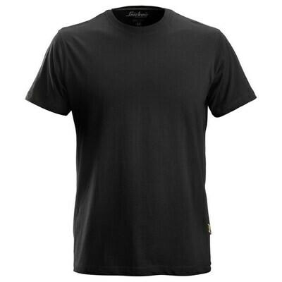 Classic T-shirt - ZWART