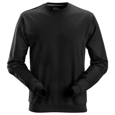 Snickers sweater - zwart