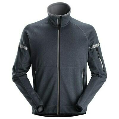 Snickers AllroundWork, 37.5® Technologie Fleece Jack - steel grey