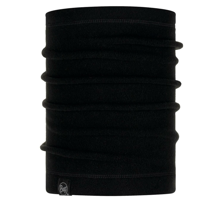 Buff neckwarmer fleece - zwart