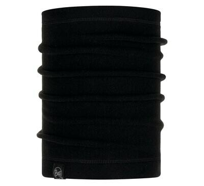 Buff neckwarmer fleece - zwart