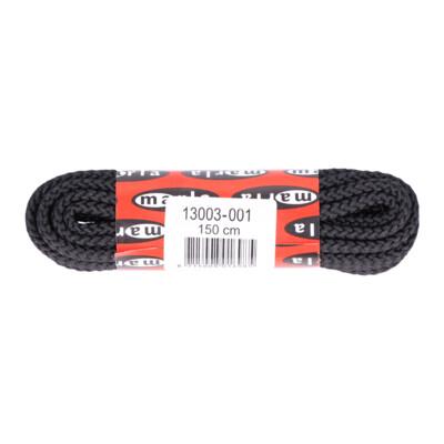 Veters 150cm Marla - zwart
