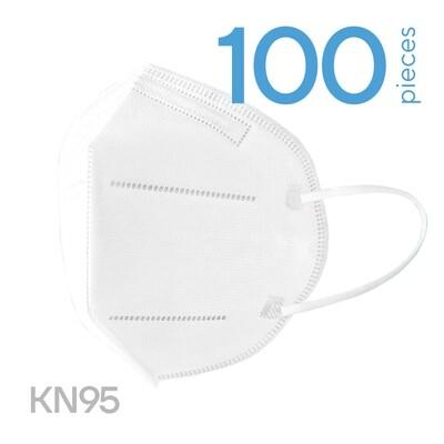 100 x FFP2 (KN95) respiratory face masks