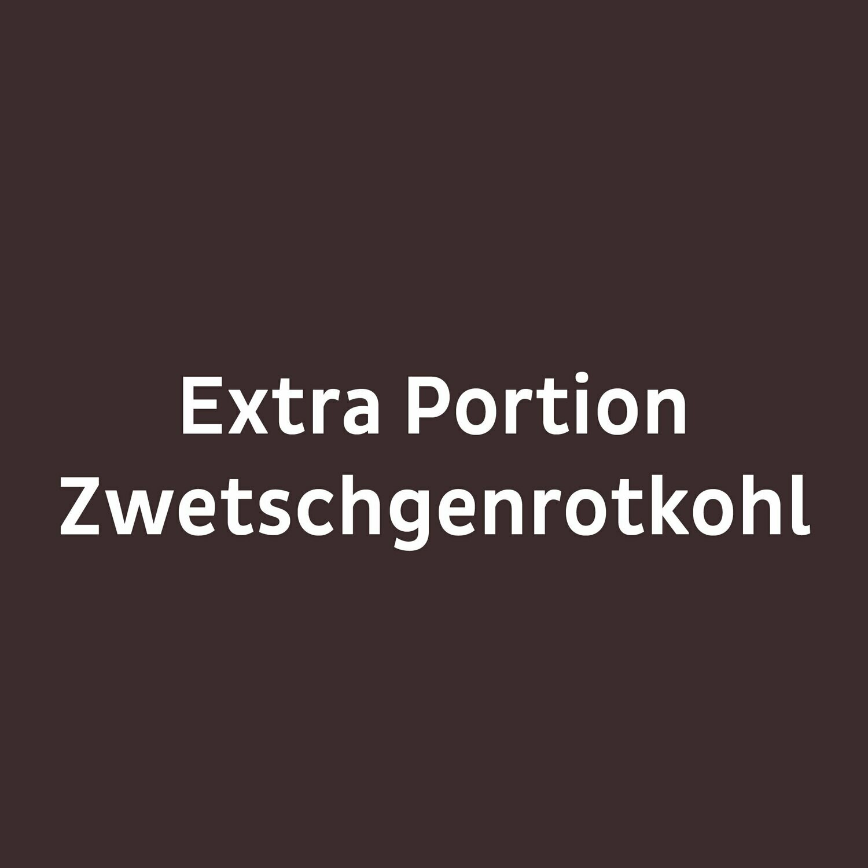 EXTRA PORTION ZWETSCHGENROTKOHL (300gr.)