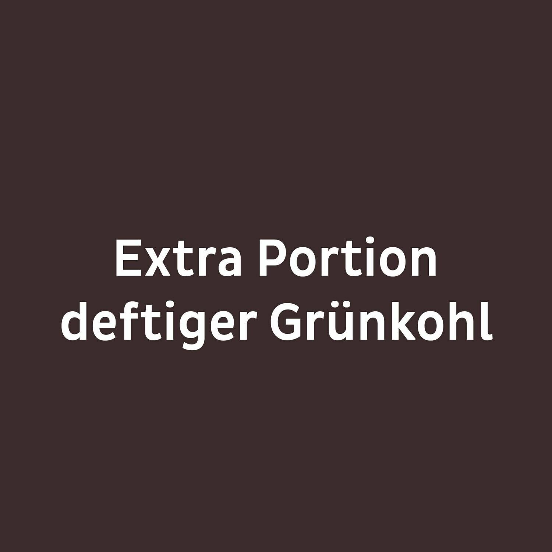 EXTRA PORTION GRÜNKOHL (300gr.)
