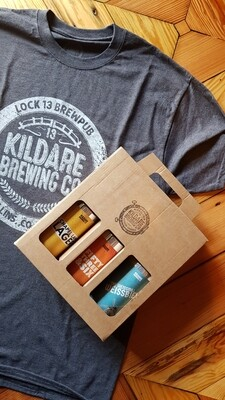 KBC Gift Set & Grey Tshirt