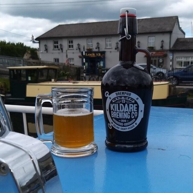 1Ltr  K.B.C. Beer Grolwer