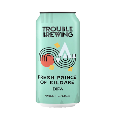Trouble Brewing- Fresh Prince of Kildare DIPA