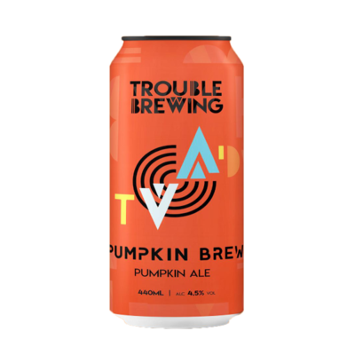 Trouble Brewing - Pumpkin Ale