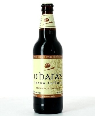 O'Hara's Leann Follain, Extra Irish Stout
