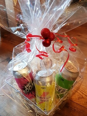 Beer Hamper (3 KBC Cans & Our Limited Edition Teku Glass)