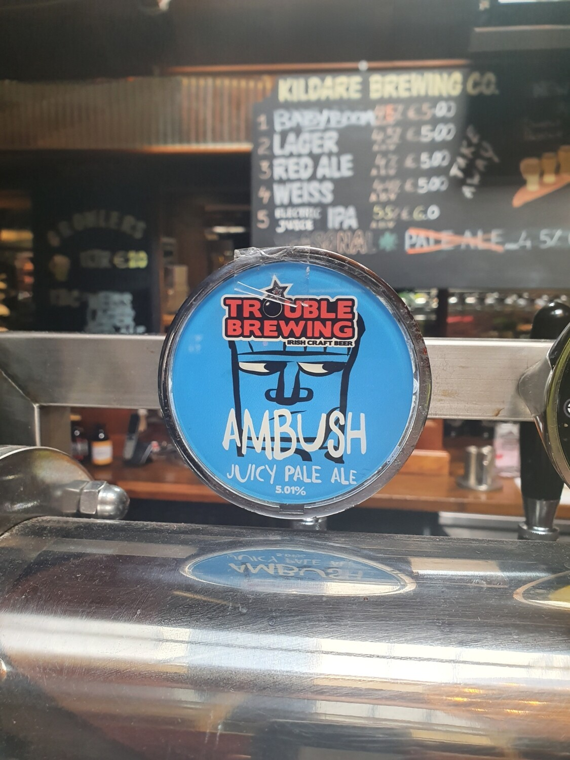 Trouble Ambush Pale Ale