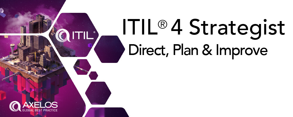 ITIL V4 Specialist: Direct, Plan and Improve