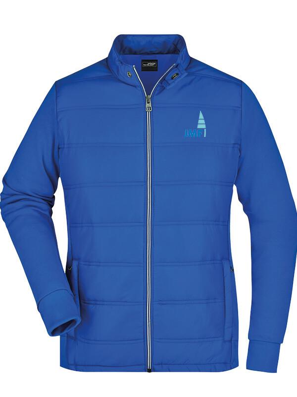 JMF Hybrid Sweat Jacke, Damen