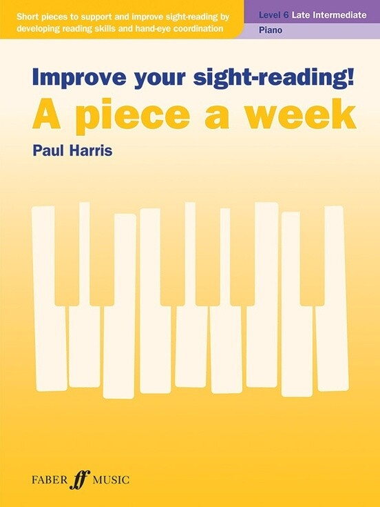 Improve your sight-reading! A piece a week Level 6