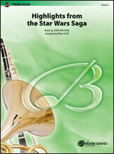 Star Wars® Saga, Highlights from the