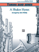 A Shaker Hymn