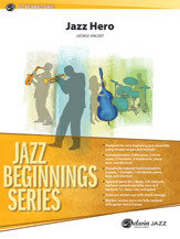 Jazz Hero - Jazz Band - score and parts