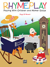 RhymePlay Playing with Children and Mother Goose