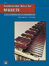 Fundamental Solos For Mallets (any 1 Mvt)  [MA4022]
