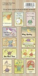 Stickers - Teacher Encouragement Series