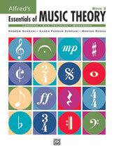 Alfred's Essentials of Music Theory: Book 3