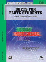 Student Instrumental Course: Duets for Flute Students, Level I [FD2009]