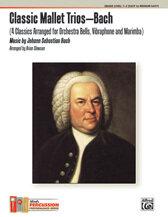 Classic Mallet Trios---Bach [MT2002]