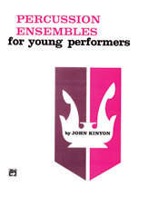 Percussion Ensembles for Young Performers: Snare Drum, Bass Drum & Accessories [XQ1001]