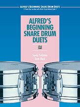Alfred's Beginning Snare Drum Duets [DD3011]