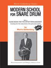 Modern School for Snare Drum [DD5001]