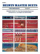 Belwin Master Duets (Trombone), Easy Volume 1 [RD2004]