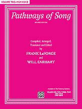 Pathways of Song, Volume 2