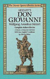 Don Giovanni - Libretto