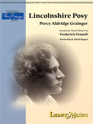 Lincolnshire Posy (score only) ed. Frederick Fennell