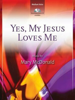 Yes, My Jesus Loves Me - Vocal Solo