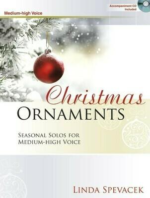 Christmas Ornaments - Medium-high Voice