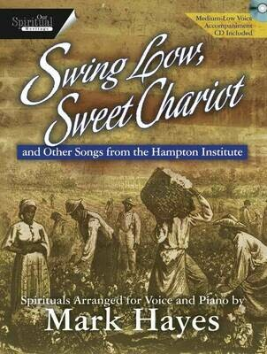 Swing Low, Sweet Chariot - Medium-high Voice