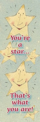 Bookmarks - You're A Star
