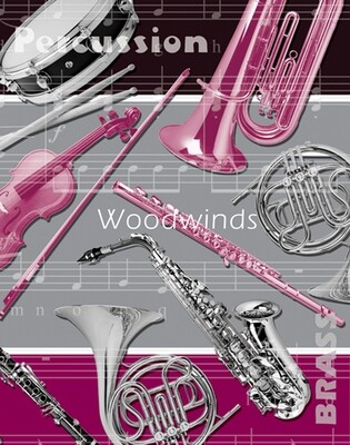 Folder - Musical Instruments