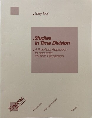 Studies in Time Division