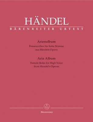 Aria Albums from Handel's Operas