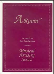 """A-Rovin""""  Flute Trio [FT1001]"""