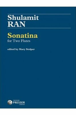 Sonatina for Two Flutes [FD4022]