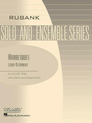 Arabesques for flute trio [FT3036]