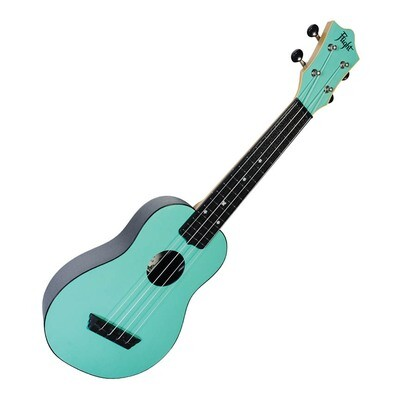 Flight soprano ukulele - light blue