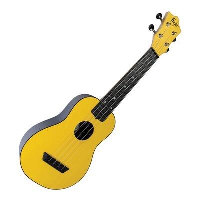Flight soprano ukulele - yello