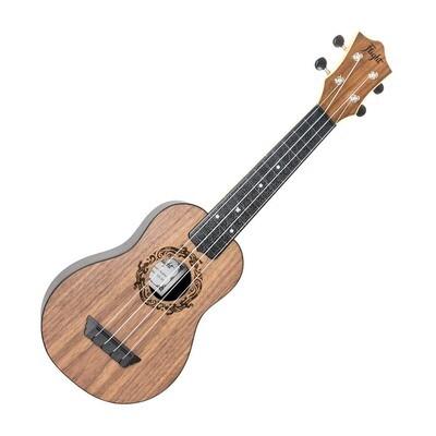 Flight soprano ukulele - salamander