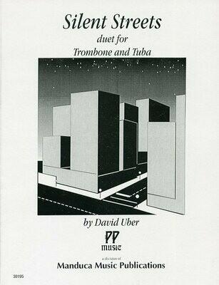 Silent Streets Trombone & Tuba  [BB4001]